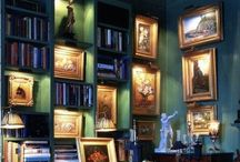 Gallery walls / Gallery walls, art walls, photo walls ect.
