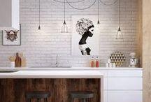 Kitchen / Mutfak Dekor