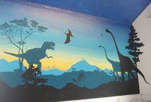 Dinosaur room ideas