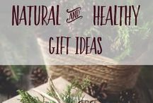 """Gift Guides / If you're into natural living, real food, intentional parenting, non-toxic homemaking, or other """"green"""" ways of living, these gift guides are for you! Whether you're looking for a Christmas present for a niece or nephew or a birthday gift for your husband, hopefully one of these gift guides will point you in exactly the right direction. / by Kresha @ Nourishing Joy"""