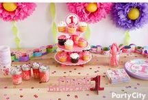 1st Birthday Party Ideas / by Party City