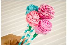 Spring Party Ideas / Celebrate Spring with flower inspired party ideas!  / by Party City