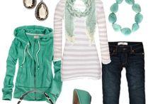 My Closet / by Brandi Sea Heft-Kniffin