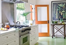 kitchen decor + ideas / ideas for our someday dream kitchen