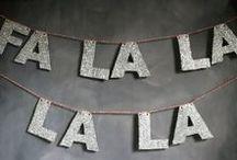 fa la la / for the holiday spirit >> Christmas