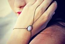 clothes, jewelry, pretties, etc. / by Rebekah Applegate