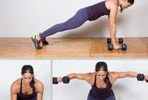 Work it Out / by Mackenzie Hawk