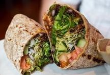 lunch / easy, healthy lunch ideas
