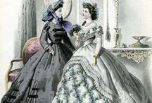 Vintage Clothing / I love the gowns and dresses of the past! / by Lori Halfhide
