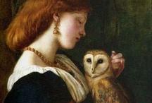 Owls!  OvO