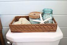 Swell bath / bathroom decor + accessories