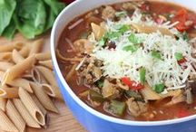 Soups with Pasta