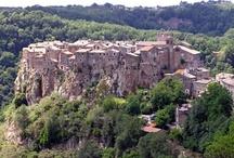 Tuscia Viterbese / Alla scoperta della Tuscia viterbese tra itinerari e percorsi di viaggio. Scorci e paesaggi delle sue bellezze naturali e dei tesori di storia.
