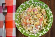 Pasta Salads / Cool down your pasta with a million and one pasta salad possibilities!