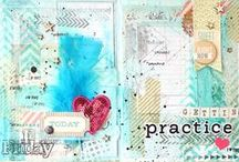 Art Journal and Mixed Media