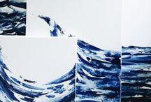 Swell art / art pieces