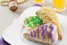 Mardi Gras Favorites / Our favorite Mardi Gras recipes and products.