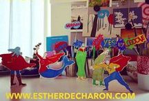 Let's Create! / Creativity & Change for Soulful Women Entrepreneurs who want to realize their dreams doing what they love. www.estherdecharon.com #creativity #create #soulfulwomen