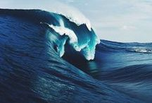 Swell seas