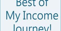 My Income Journey / This board features all the best articles from www.myincomejourney.com!  Tips on finance, working from home, saving money, coupons, blogging, Etsy, and more!