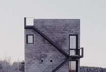 · architecture - cabin·