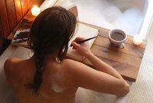 Bathroom ideas / by Julie-Audrey Beaudoin