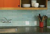 Kitchen ideas / by Julie-Audrey Beaudoin