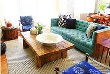 Living Room ideas / by Julie-Audrey Beaudoin