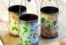 Crafty Stuff / by Cindi Burkett