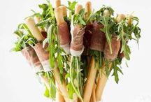 Mmmm food! Hartige recepten. / Eten wat er mooi/leuk uit ziet, wat me lekker lijkt om nog eens te maken, ideetjes voor feestjes, ect...
