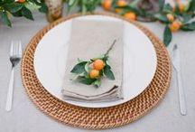 | Art de la table | / Entertainment & party decor ideas.. / by Anna St.