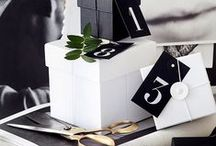 | Wrap it! | / Lovely gift wrap ideas. / by Anna St.