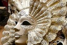 Masks / by Millie Andrews