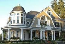 Dream House/Cabin/Beach House / by Millie Andrews