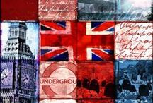 Anglophile / by Cherie Williams