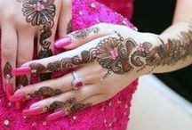 Inspiring Pakistani & Indian Mehndi Designs / by Amber Angel