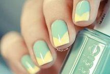 Nails :D / Diseño de uñas / by Luisa F. Hincapié