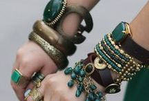 Beautiful Hand Bangles / by Amber Angel