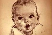 baby stuf / by Linda Carl