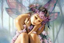 fairys / by Linda Carl