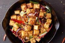 savoury / savory vegetarian + vegan recipes