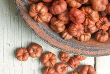 ~ Warm terracotta ~ / My warm terracotta mood board { #terracotta #oranges #reds #autumnal #moodboard }