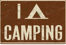 Camping / I'm a happy camper what can I say / by Chelsey Rae