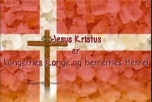 ┼ Jesus Kristus (Dansk) ┼ / Jesus Kristus er kongernes Konge og herrernes Herre! (Dansk) ┼ Jesus Christ is King of Kings & Lord of Lords! (Danish)  #Denmark #Danmark