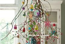 ~ Christmas decorations ~ / { #Christmas #Xmas #merry #Noel #decorations #ornaments }