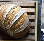 bread / .