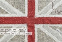 ~ Sophie Made This ~ / Beautiful handmade gifts, handmade in England by Sophie Made This