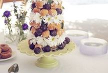 Wedding food|フードアイデア / 結婚式フード、ドリンクのアイデア