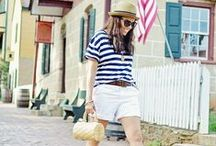 Classic Style Inspiration / What's your style? clean, crisp and no frills / by Elizabeth Boutique