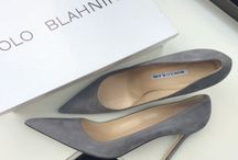 ●MANOLO BLAHNICK● / shoes